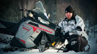 3. 2011 Polaris Rush 600 LX Test Ride