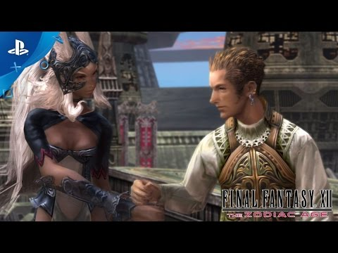 Final Fantasy XII The Zodiac Age - Gambit System Trailer | PS4