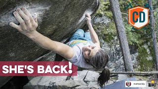 From Knee Surgery to 8A+...   Climbing Daily Ep.1689 by EpicTV Climbing Daily