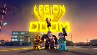 Lego Dc Comics Super Heroes  Justice League  Attack Of The Legion Of Doom