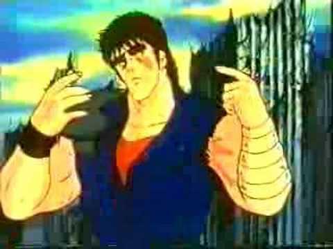 「[MAD]『クレヨンしんちゃん主題歌』と『北斗の拳OP』を高度にシンクロさせたマッドムービー」のイメージ