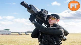 Top 10 Las Armas de Combate más Avanzadas del Mundo - FULL TOPS