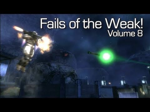 Halo: Reach - Fails of the Weak Volume 8 (Funny Halo Bloopers and ...