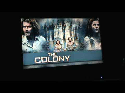 Opening to The Colony UK Blu-Ray (2016)