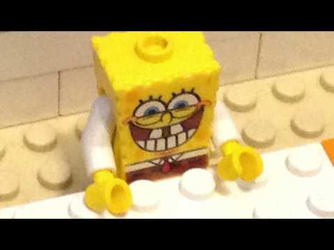 Lego SpongeBob Episode 8:The Stunt Driver