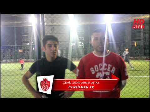 Centilmen FC - Chef city  CentilmenFC-SoulFly / Basın Toplantısı