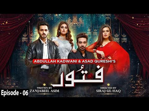 Fitoor - Episode 06 || English Subtitle || 4th February 2021 - HAR PAL GEO