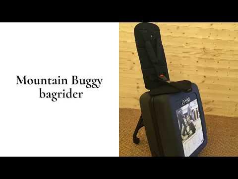 מזוודה טיולון באגריידר - Bagrider V1