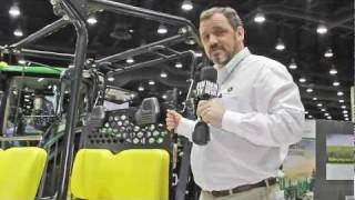 4. John Deere introduces 4-seat Gator XUV at NFMS 2012