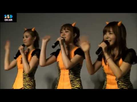 Orange Caramel – 2.5D Showcase 121215