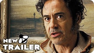 DOLITTLE Trailer (2020) Robert Downey Jr ,Tom Holland Movie by New Trailers Buzz