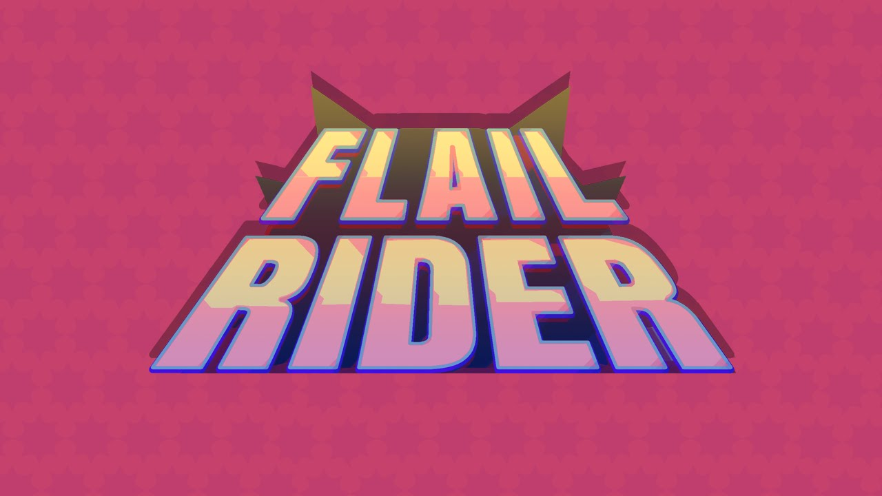'Flail Rider' is What Would Happen if 'Particle Mace' and 'Pako' Had a Baby