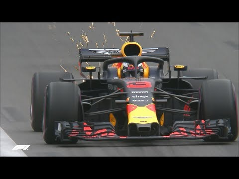 2018 Azerbaijan Grand Prix: FP2 Highights