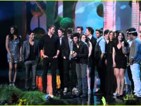 The Twilight Saga's Eclipse (MTV Movie Awards Clip)