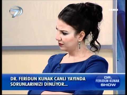 5 Mart 2012 Dr. Feridun KUNAK Show Kanal7