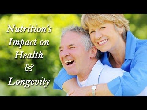 Nutrition's Impact on Health and Longevity