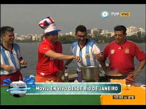 Cocineros en el Mundial Parte 7