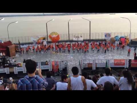 LOS ABUELOS DE LAS BANDAS - ANFITEATRO - INDUSTRIAL 2014 - EPET N°1