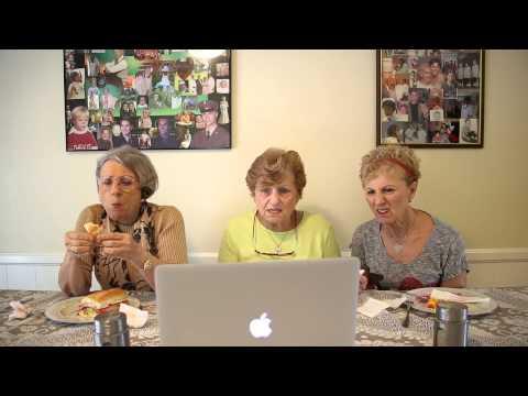 LMAO! Check Out These Grandmas Read The Lyrics To
