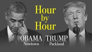Video Opinion | An hour-by-hour comparison of Trump and Obama responding to school shootings MP3, 3GP, MP4, WEBM, AVI, FLV Juli 2018