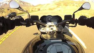 4. 2015 Aprilia Shiver 750 unboxing and first ride