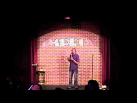 Dezz white standup waitresses refunds and comedy club