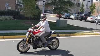 10. 2019 Ducati Monster Anniversario