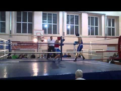 Nikita Smirnovs vs Edijs Goba 2 round. (видео)
