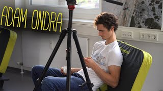 Interviewing Adam Ondra At The World Championships by Matt Groom
