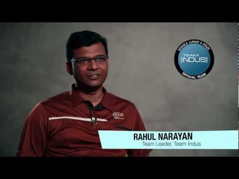 Team Indus- 2012 Google Lunar X PRIZE Team Interview