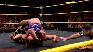 Emma submission WWE NXT