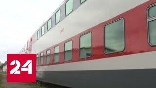 Тверские вагоны доберутся до Египта и Сахалина