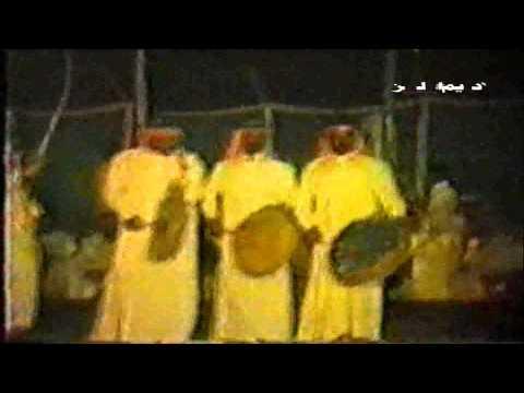 لقطات من العرضه السعودية في تراث بقعاء عام 1403 - يوسف الشيحان .