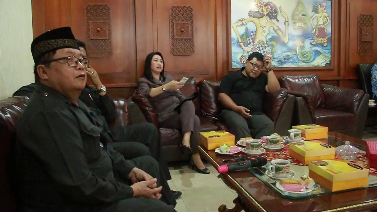 Selasa 17 Oktober 2017 Kunjungan Kerja DPRD Kabupaten Nganjuk