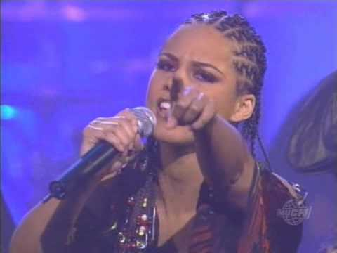 Alicia Keys - Girlfriend (Live) (2002)