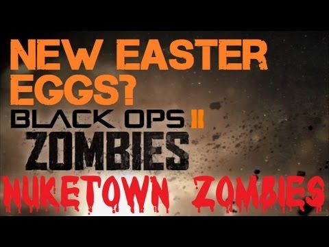 BO2 Zombies Game Update: New Easter Eggs? And Nuketown Zombies Available for EVERYONE!
