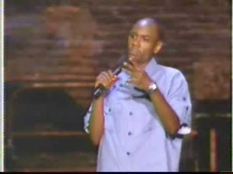 Best of Dave Chappelle - Hilarious Standup Comedy (Part 1)