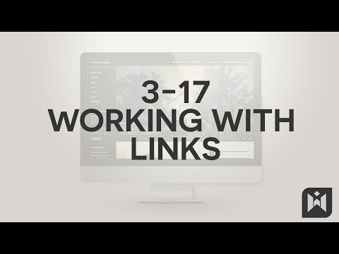 Working with Links in WordPress