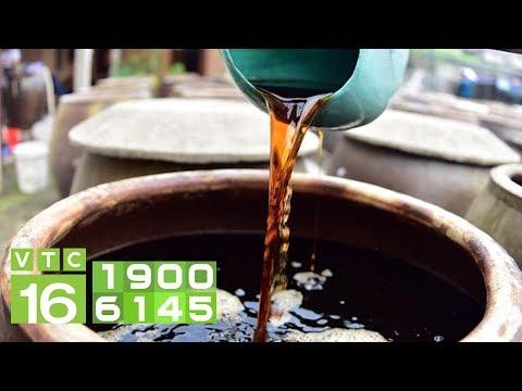 """Nước mắm truyền thống đồng loạt """"kêu cứu"""" I VTC16 - Thời lượng: 12 phút."""