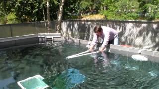 How to properly align a Badu Swimjet System