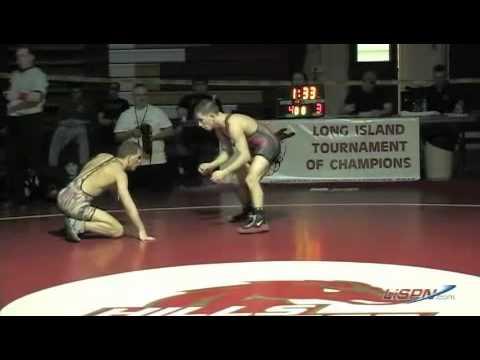 122 Lb Finals Vin Punzone vs Steve Bulzomi