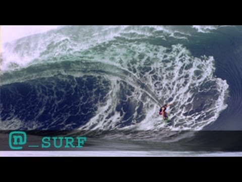 surf - On August 27, 2011, the Billabong Pro Tahiti event on surfing's World Tour was placed on hold due to a massive swell bearing down on the famed big-wave spot,...