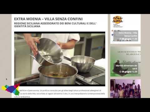 Extra Moenia, Villa senza confini - Intervista a Guido Meli