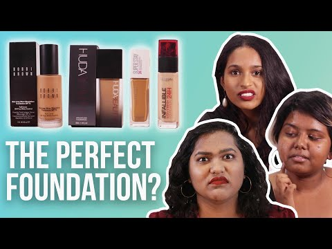 Desi Girls Try To Find The Perfect Foundation | Bu | Youtube Search