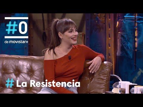 LA RESISTENCIA - Entrevista a Andrea Duro  #LaResistencia 12.02.2019