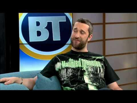 Riaz Talks With Dustin Diamond