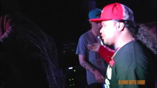 Alliance Battle League | Mikey B vs. Red Rome