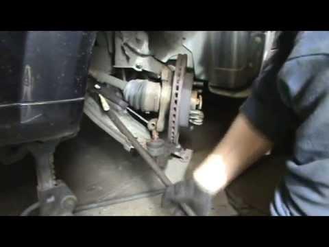 Замена подшипника ступицы переднего колеса шевроле лачетти снимок