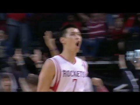 Jeremy Lin's clutch three gives Rockets first lead over Blazers