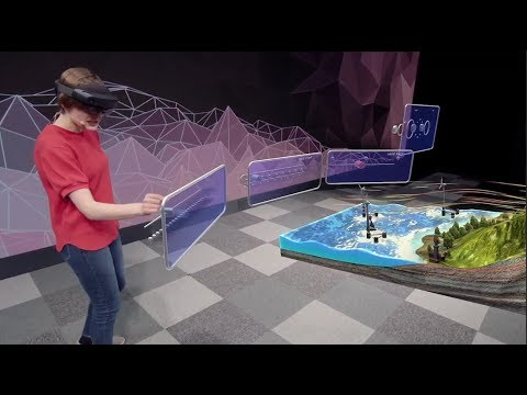 The Future is Now: Introducing the Hololens!